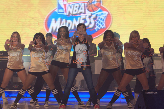 NBA MADNESS VIP PARTY