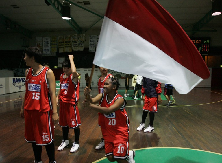 DBL Indonesia All-Star PERTH