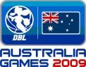 DBL Australia Games Logo