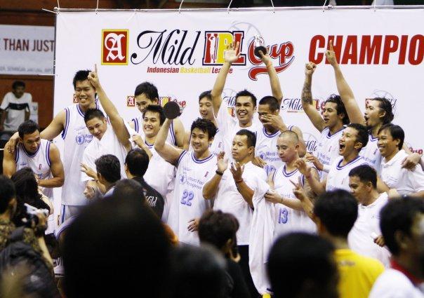 Garuda Juara Turnamen
